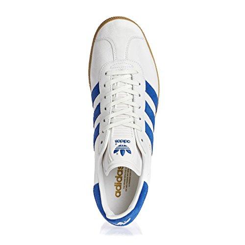 Para Wht Adidas Zapatillas Gazelle blue Hombre ITIUExq