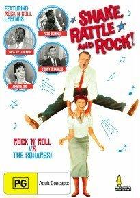 Shake, Rattle & Rock! [NON-USA FORMAT, PAL, Reg.2&4 Import - Australia] (Pal Rattle)
