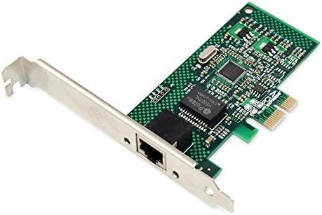 Digitus DN-10130 Adaptador y Tarjeta de Red - Accesorio de Red (Realtek RTL8168E, Alámbrico, 10/100/1000BaseT(X), PCI-E, IEEE 802.3, Ethernet)