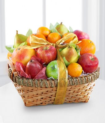 Jumbo Fruit Basket - Same Day Gift Baskets Delivery - Fresh Fruit Baskets - Fruit Basket Delivery - Organic Fruit Baskets - Best Gift Baskets