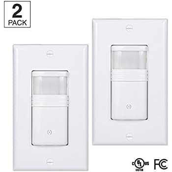 Leviton Ods15 Idw Decora Passive Infrared Wall Switch