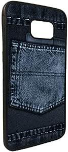 Decalac Protective Cover for Samsung Galaxy S7 Edge, Multi Color, CV-GLX7EDGE-0082