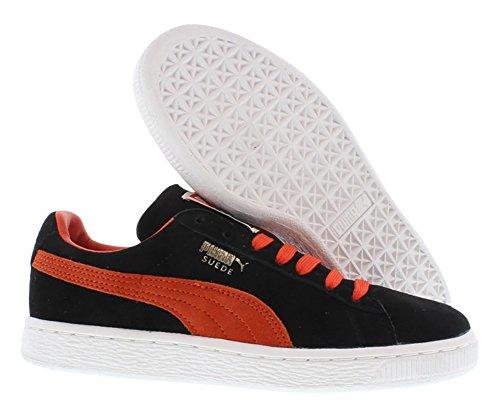 Classic Puma Casuali Black Tennis Da Suede Scarpe 35633903 Delle Moda r5nzxrqP8w