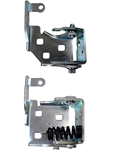 PT Auto Warehouse DH-GM6547LU-FLS - Door Hinge - Driver Side Front, Lower/Upper Set (Door Front Side Drivers)