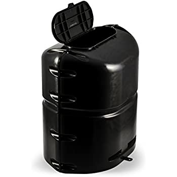 d10ab7e662 Amazon.com  Camco 40578 Black Heavy Duty Single Propane Tank Cover ...