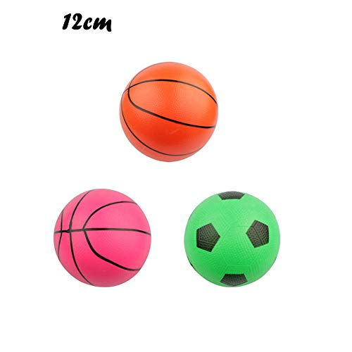 Hot Sale!UMFun Holiday Pool Party Basketball Swimming Garden Large Inflatable Beach Ball Toy (A) -