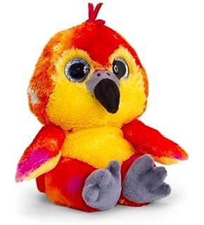 369ec2fc8ca Keel Toys Animotsu 15cm Phoenix Bird Beanie Cuddly Soft Toy Plush SF2301
