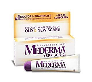 Mederma Scar Cream Plus Spf 30 20 G B001pqbelc Amazon Price