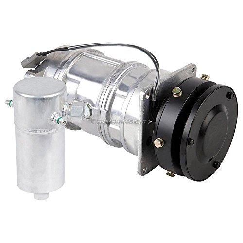 AC Compressor w/A/C Drier For Chevy C10 C20 Corvette & Pontiac Phoenix - BuyAutoParts 60-88594R2 ()