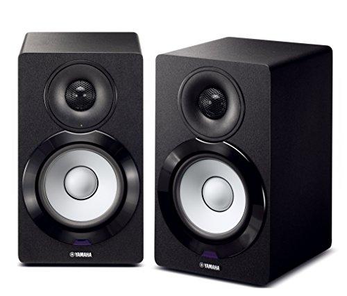 Yamaha NX N500BL Bookshelf Monitor Speaker