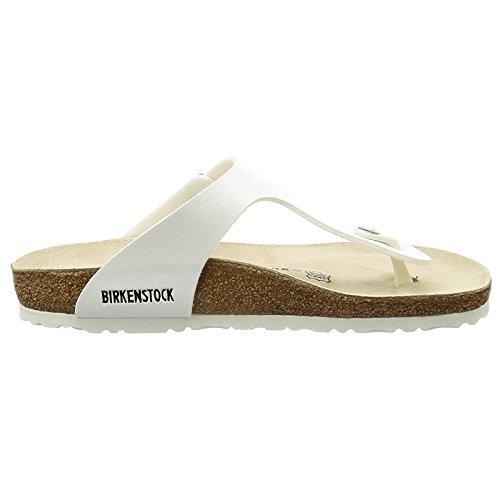 Calzature & Accessori bianchi per donna Birkenstock Gizeh Grandes Ofertas En Línea Aclaramiento De Disfrutar habmOij