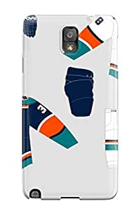 Hot Tpu Cover Case For Galaxy/ Note 3 Case Cover Skin - New York Islanders Hockey Nhl (4)