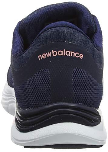 Mujer pigment Interior Balance Rk3 715v3 Azul New Peach white Deportivas heather Para Zapatillas YOZZnX8