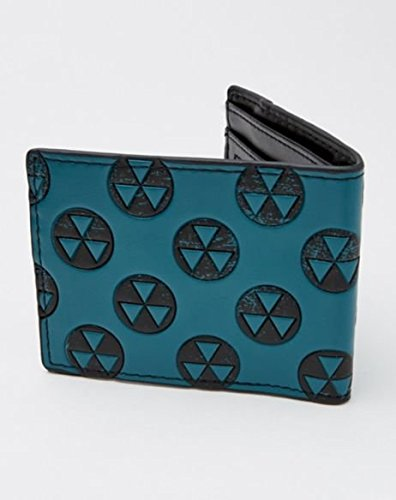 Bethesda Fallout 4 Vault Boy Appliqu? With Embossing Bi Fold Wallet Costume Accessory by Bethesda (Image #2)