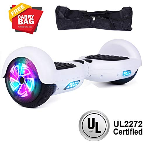 o-Wheel Self Balancing Scooter UL2272 Certified Hover Board with 6.5