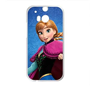 Frozen Princess Anna Cell Phone Case for HTC One M8