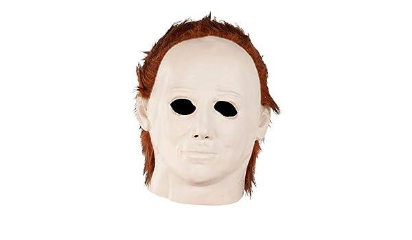 DISBACANAL Máscara Michael Myers: Amazon.es: Juguetes y juegos