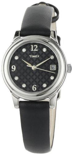 timex-womens-t2n450-elevated-classics-swarovski-crystals-black-leather-strap-watch
