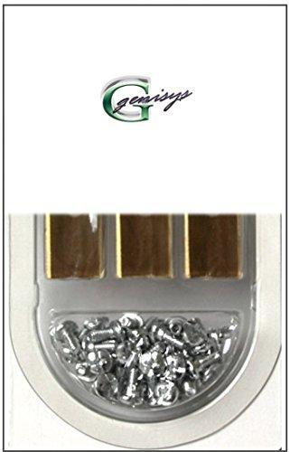 30 TITAN Cuchillo Cuchilla de repuesto Cuchillas 0,75mm para McCulloch Rob R600 R1000 Mc Culloch