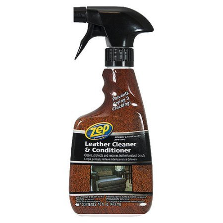 Zep Leather Cleaner Conditioner 16oz