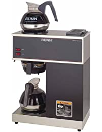 Bunn Matic Coffee Brewer Stainless Basic Facts