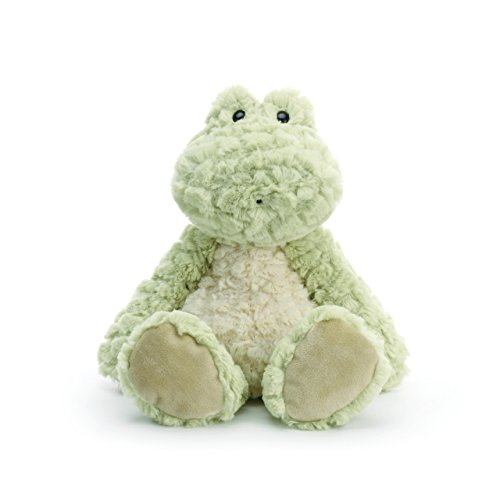 Nat and Jules Fritter Mellow Fellows Frog Children's Plush Stuffed Animal Toy ()