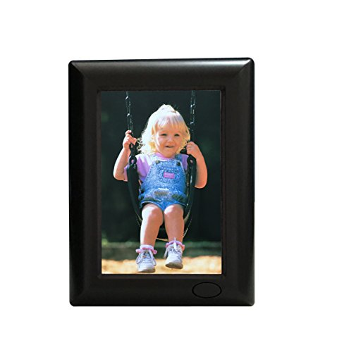 Generic Digital Recordable Photo Frame with 10s Voice Message, Can Hold 5.2x 3.7inch Photo Picture
