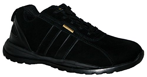 Stivali Studio Suede uomo Footwear Black FORxA