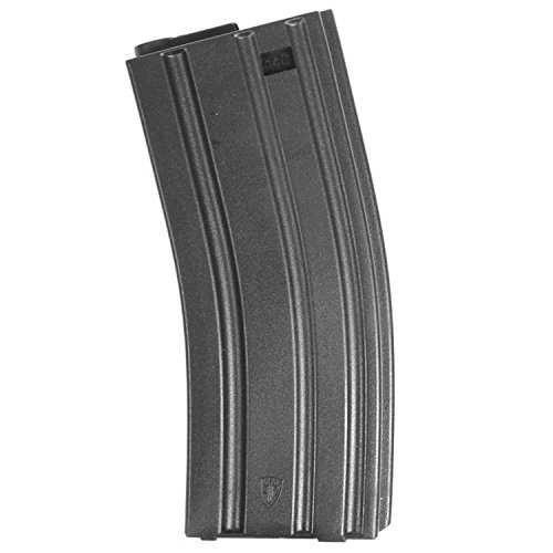 Elite Force M4/M16 140rd Midcap Airsoft Magazine Black