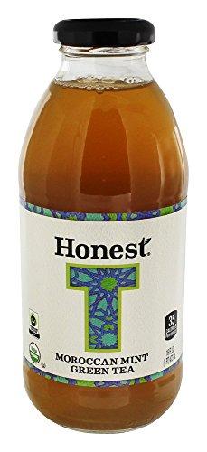 Honest Tea Organic Moroccan Bottle
