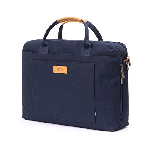 GOLLA BAGS Original Aktentasche, 40 cm, 12.8 Liter, Navy blue