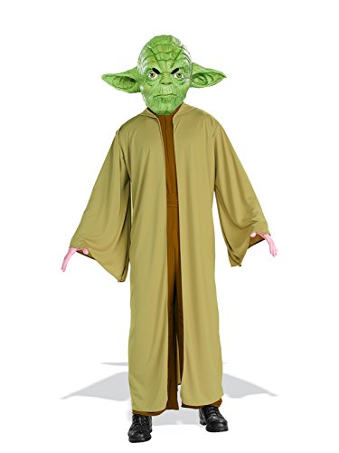 Star Wars Yoda Deluxe Adult Costume (XL)