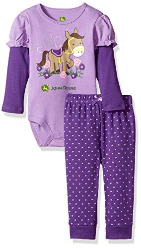 john deere clothing for girls - 1