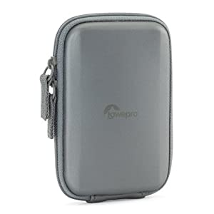 Lowepro LP36348 Volta 20  Camera Pouch (Pewter Grey)