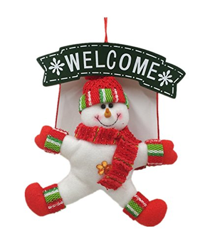 Christmas Decorations Welcome Sign Door Hanging D¨¦cor Door Hanger Sign (Welcome Sign For Door compare prices)