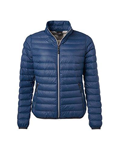 Jacket Größe Down Ladies' amp;N Blue In Indigo Silver J M aqZtxAFwA