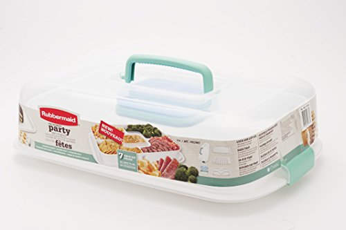 Rubbermaid Party Platter Party Tray (Large, Ultimate Party Platter)