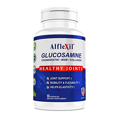 Alflexil Glucosamine Chondroitin Nutritional Supplement product image