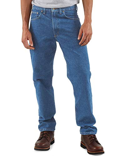 Carhartt Men's Relaxed Fit Tapered Leg Jean (Regular and Big and Tall Sizes) – The Super Cheap