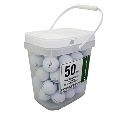 50 Titleist Velocity Aaaaa Mint Used Golf Balls In Free Bucket