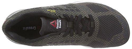 Grey Red Motor Tin R De Reebok Para Deporte 5 Gris Zapatillas Crossfit Nano Mujer White coal Shark Black 0 TgqxqZRfw1