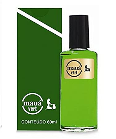 Linha Tradicional Maua - Colonia Vert Unisex 60Ml - (Maua Classic Collection - Eau De