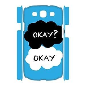 Okay Okay Phone Case For Samsung Galaxy S3 I9300 [Pattern-1]