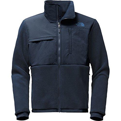 The North Face Denali 2 Jacket Men's Recycled Urban Navy/Urban Navy Small - Mens Urban Outerwear Nylon Jacket
