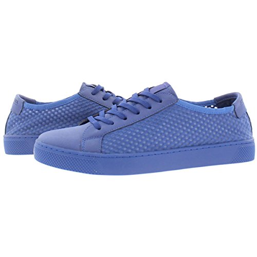 Steve Madden Mens Agave Airy Mesh Casual Fashion Sneakers Blue oOWEPe1U7