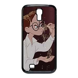 Samsung Galaxy S4 9500 Cell Phone Case Black Disney Peter Pan Character John Darling Pkiqn