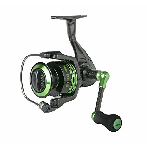 [Okuma Helios Spin Fishing Reel, 8+1 BB, 5.0:1 Ratio] (Okuma Helios Fly Reel)