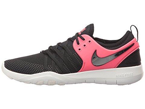 Nike Dark Black Grey 7 WMNS 011 Black TR Solar Free Women's Black Red fafrB4qw