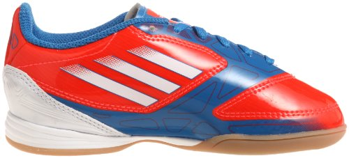 adidas F10 IN junior ROT V21301 Grösse: 34 neonorange/blau