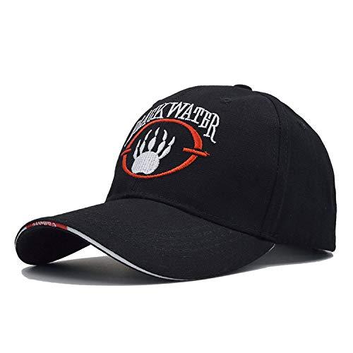 - Dreamstar Blackwater Tactical Cap Mens Baseball Cap Snapback Hat US Army Cap Navy Seal Black Water